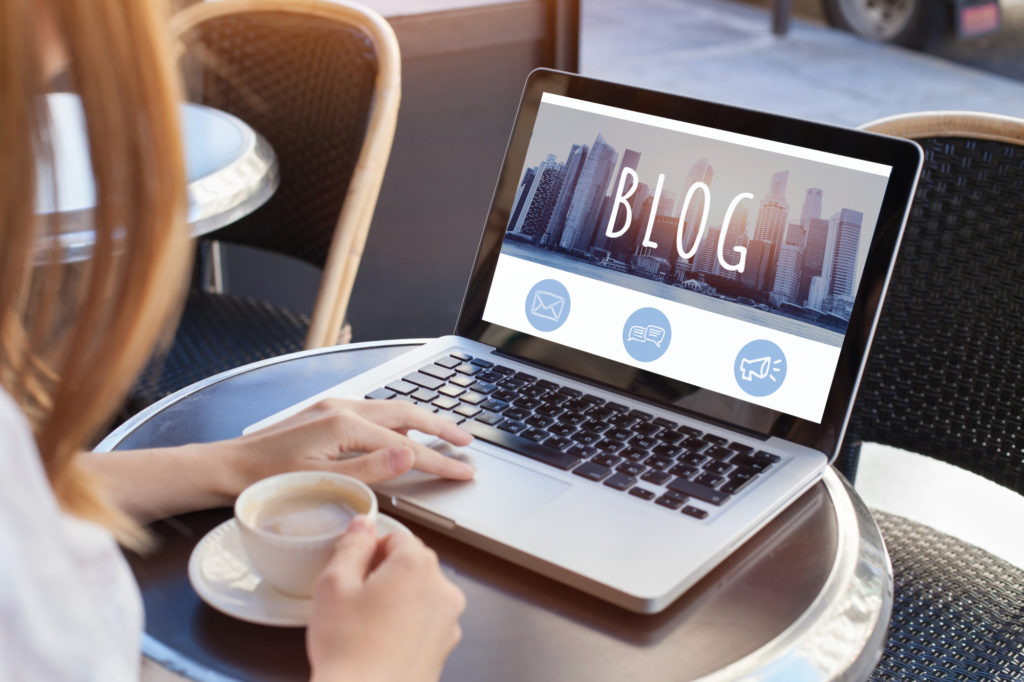 how do you get paid for blogging